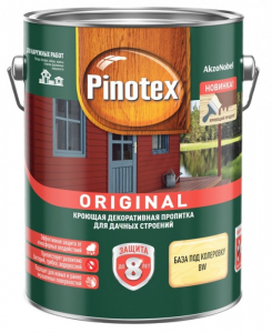 Pinotex ORIGINAL BW 2,7л (база под колеровку) 5279189